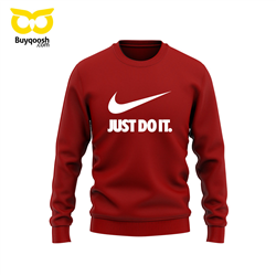 دورس زرشکی nike just do it