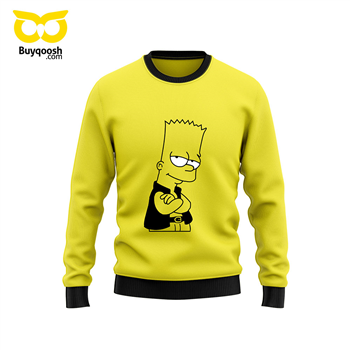 دورس زرد Simpsons Cool
